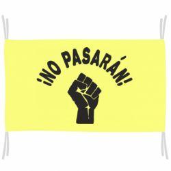 Прапор No Pasaran