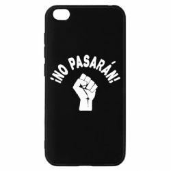 Чохол для Xiaomi Redmi Go No Pasaran
