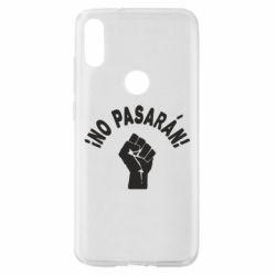Чохол для Xiaomi Mi Play No Pasaran