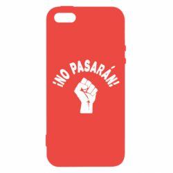 Чохол для iphone 5/5S/SE No Pasaran