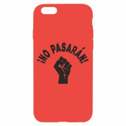 Чохол для iPhone 6/6S No Pasaran