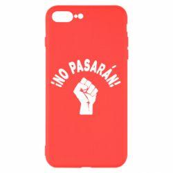 Чохол для iPhone 7 Plus No Pasaran