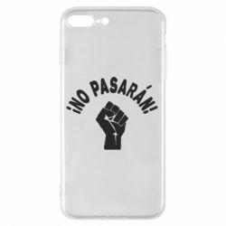 Чохол для iPhone 8 Plus No Pasaran
