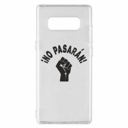 Чохол для Samsung Note 8 No Pasaran