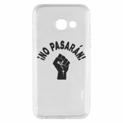 Чохол для Samsung A3 2017 No Pasaran