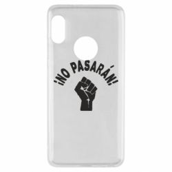 Чохол для Xiaomi Redmi Note 5 No Pasaran