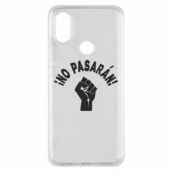 Чохол для Xiaomi Mi A2 No Pasaran