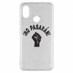 Чохол для Xiaomi Mi8 No Pasaran