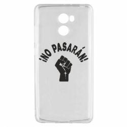 Чохол для Xiaomi Redmi 4 No Pasaran