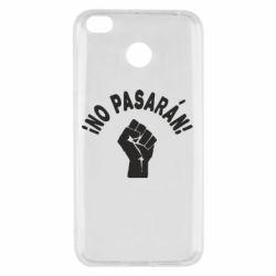 Чохол для Xiaomi Redmi 4x No Pasaran