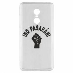 Чохол для Xiaomi Redmi Note 4x No Pasaran