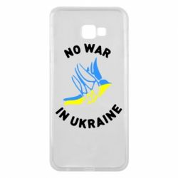 Чехол для Samsung J4 Plus 2018 No war in Ukraine