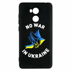 Чехол для Xiaomi Redmi 4 Pro/Prime No war in Ukraine - FatLine