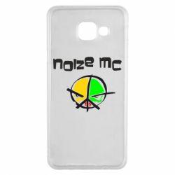 Чохол для Samsung A3 2016 Noize MC Logo