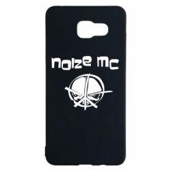 Чохол для Samsung A5 2016 Noize MC Logo