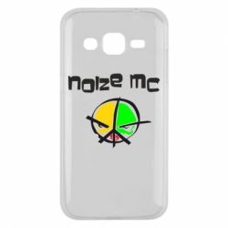 Чохол для Samsung J2 2015 Noize MC Logo