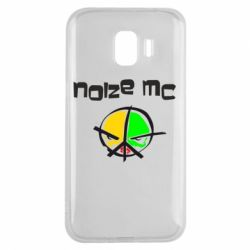 Чохол для Samsung J2 2018 Noize MC Logo