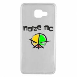 Чохол для Samsung A7 2016 Noize MC Logo