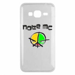 Чохол для Samsung J3 2016 Noize MC Logo