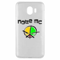 Чохол для Samsung J4 Noize MC Logo