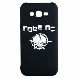Чохол для Samsung J7 2015 Noize MC Logo