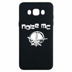 Чохол для Samsung J7 2016 Noize MC Logo