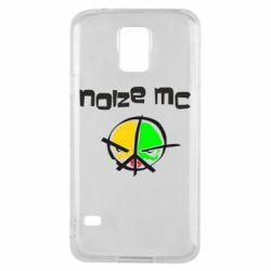 Чохол для Samsung S5 Noize MC Logo