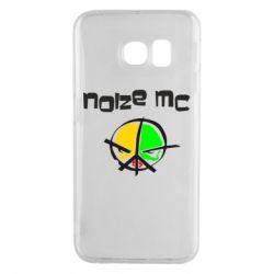 Чохол для Samsung S6 EDGE Noize MC Logo
