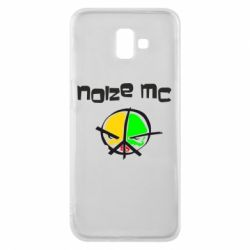 Чохол для Samsung J6 Plus 2018 Noize MC Logo