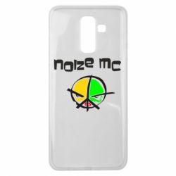 Чохол для Samsung J8 2018 Noize MC Logo