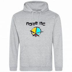 Толстовка Noize MC Logo - FatLine