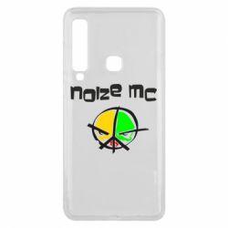 Чохол для Samsung A9 2018 Noize MC Logo