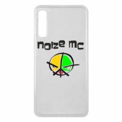 Чохол для Samsung A7 2018 Noize MC Logo