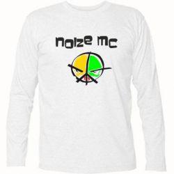 Футболка с длинным рукавом Noize MC Logo - FatLine