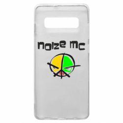 Чохол для Samsung S10+ Noize MC Logo