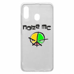 Чохол для Samsung A20 Noize MC Logo