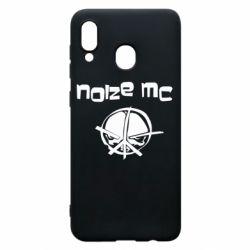Чохол для Samsung A30 Noize MC Logo