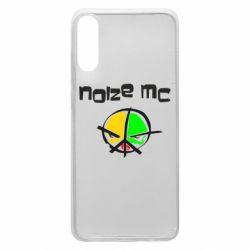 Чохол для Samsung A70 Noize MC Logo