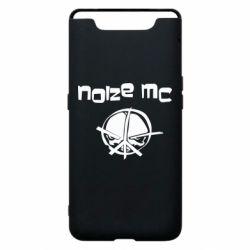 Чохол для Samsung A80 Noize MC Logo