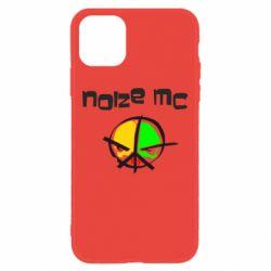 Чохол для iPhone 11 Noize MC Logo