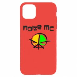 Чохол для iPhone 11 Pro Noize MC Logo