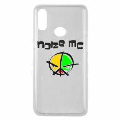 Чохол для Samsung A10s Noize MC Logo