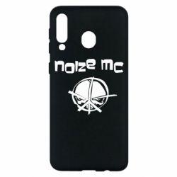 Чохол для Samsung M30 Noize MC Logo