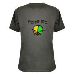 Камуфляжная футболка Noize MC Logo - FatLine