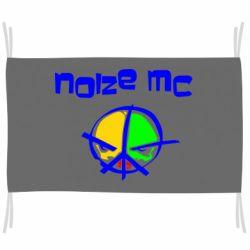 Прапор Noize MC Logo