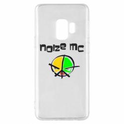 Чохол для Samsung S9 Noize MC Logo