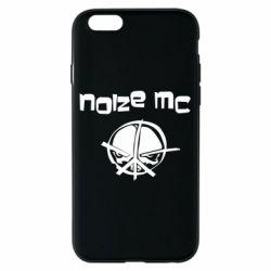 Чохол для iPhone 6/6S Noize MC Logo