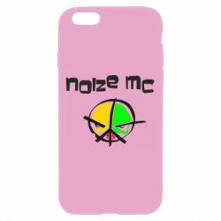 Чохол для iPhone 6 Plus/6S Plus Noize MC Logo