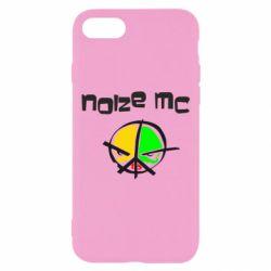 Чохол для iPhone 8 Noize MC Logo