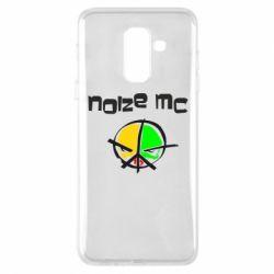 Чохол для Samsung A6+ 2018 Noize MC Logo